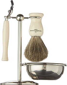 Edwin jagger s81m717b - Kit de afeitado (4 partes, con cuchilla ...