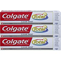 3-Pack Colgate Total Clean Mint Toothpaste (7.8 ounce)