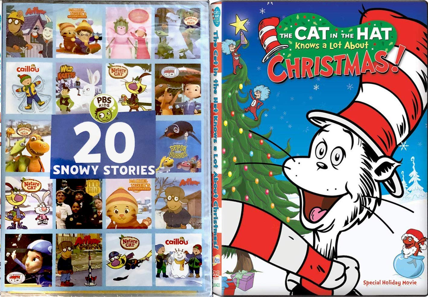 amazon com outside snowy days winter cat in the hat dr seuss knows