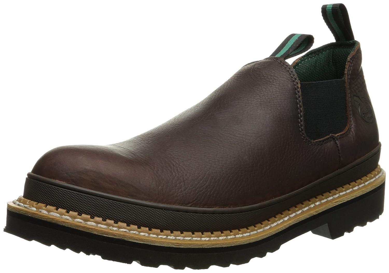 5eec8b942740 Amazon.com: Georgia Giant Romeo Steel Toe Work Shoe: Shoes