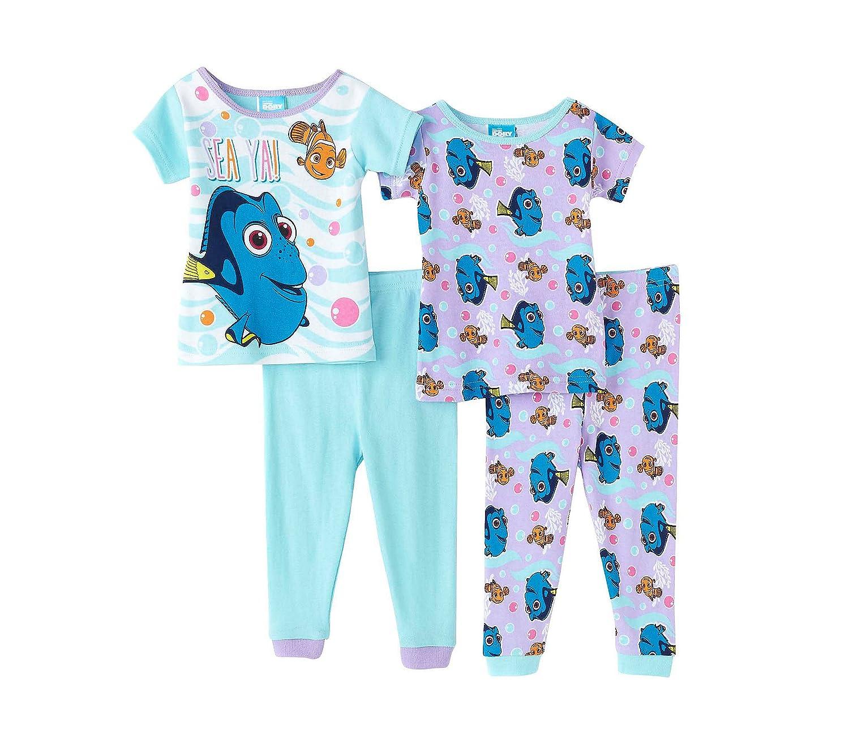 超話題新作 Disney Baby Buddyセット B06XG9K53R Girls ' 4ピースFinding Dory See Ya Ya Buddyセット 18 Months ブルー B06XG9K53R, 鷹島町:a42ba1c3 --- a0267596.xsph.ru