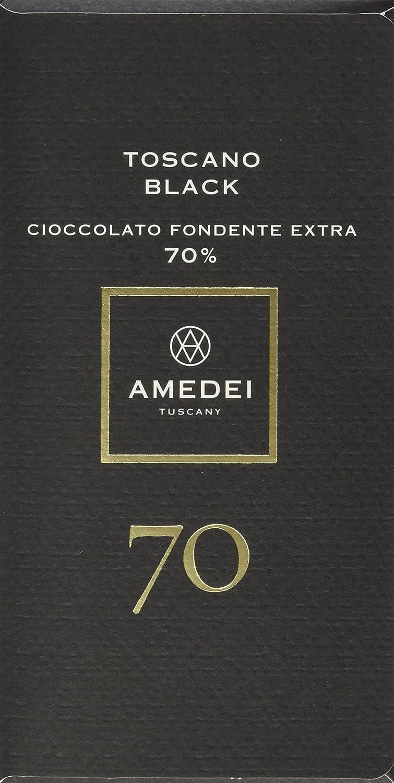 Amazon.com : Amedei Toscano Black 70% Chocolate Bar : Candy And Chocolate Bars : Grocery & Gourmet Food