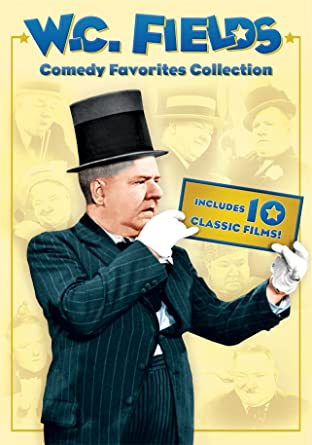 ee1492c6387 Amazon.com  W.C. Fields Comedy Favorites Collection  Peggy Hopkins ...