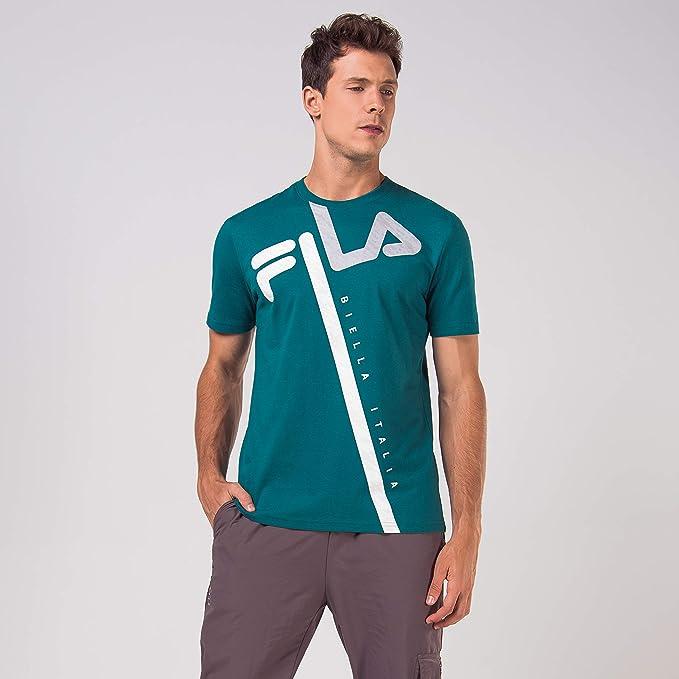 Camiseta Pixel Tiger, Fila, Masculino