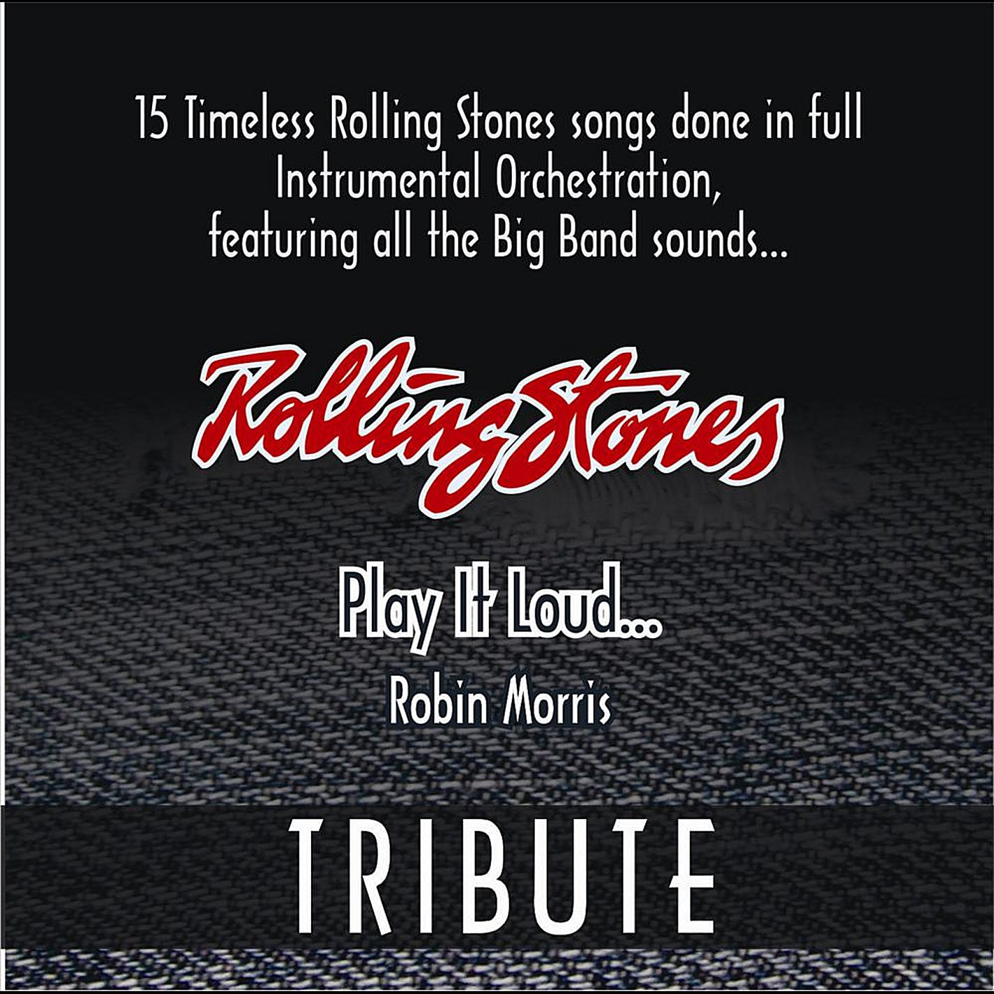 Instrumental Orchestral Tribute to Rolling Stones by CD Baby