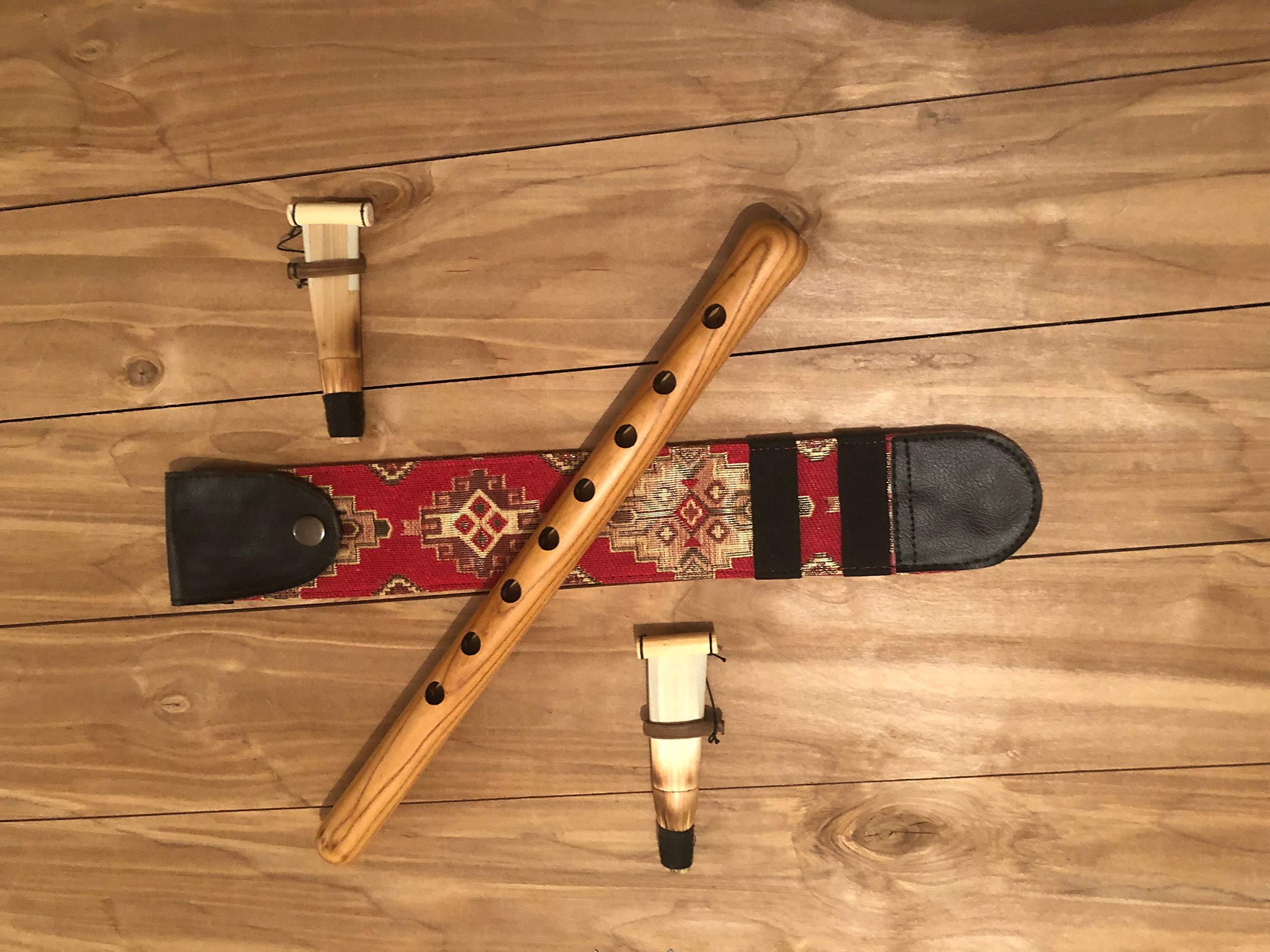 Armenian Professional Duduk, Professional Musical Instrument, Handmade from Armenian Apricot Wood, Armenian Classical Music and Art Made in Armenia Musical