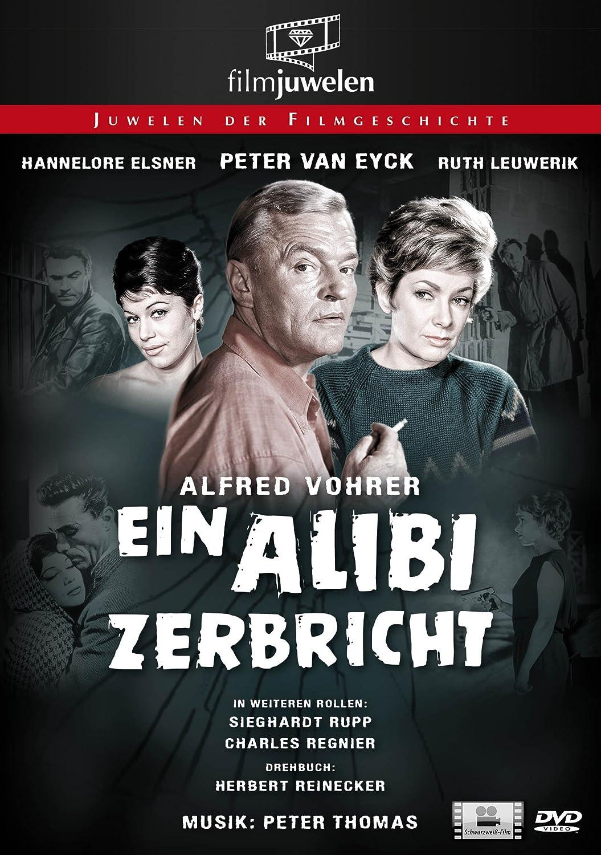 Ein Alibi zerbricht (Filmjuwelen): Amazon.de: Ruth Leuwerik, Peter ...