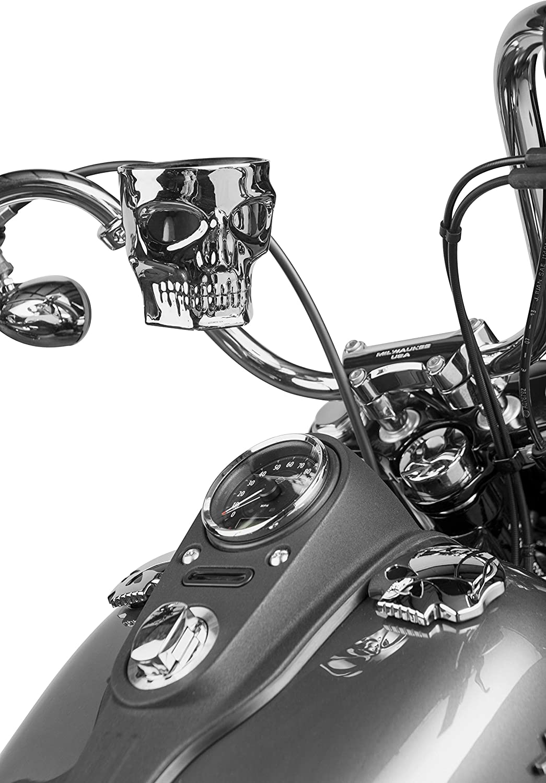 Flat Black Motorcycle Cup Holder Motorcycle ATV Handlebar Mount Cup Holder