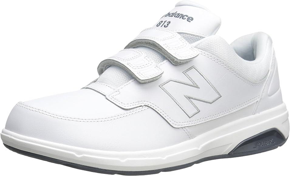 813 V1 Hook and Loop Walking Shoe