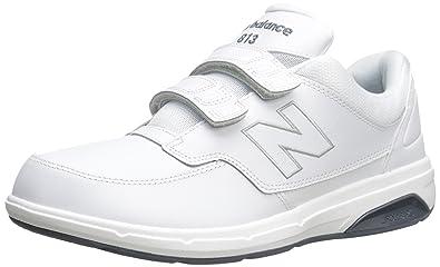 new balance velcro mens shoes