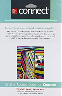 Living with art bb art mark getlein 9780073379319 amazon connect access card for living with art fandeluxe Choice Image