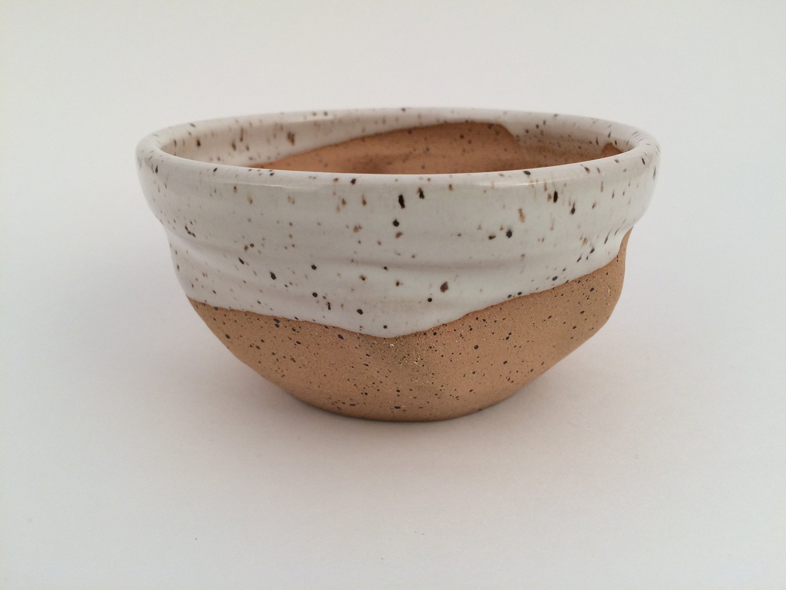 Large Ceramic Shave Bowl