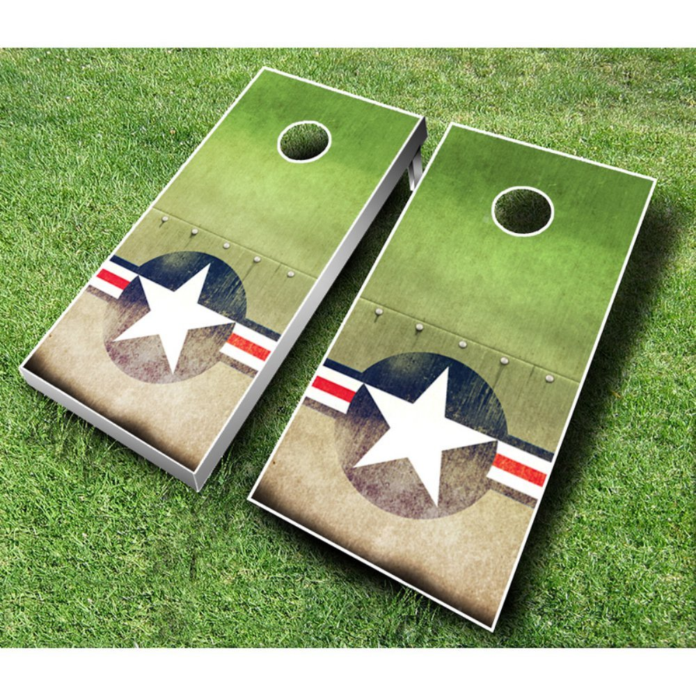 Air Bags Force Cornhole Cornhole Set/ withバッグ B00Q0ZI1NC Parent Red/ Royal Blue Bags 1, 士別市:d65f4bee --- m2cweb.com