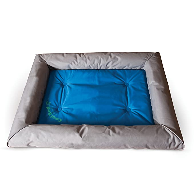 Amazon.com: K & H mascota productos Cool cama Deluxe con ...
