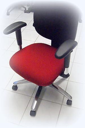 Exclusiv De Fts 44 Giratoria X Silla Husse CmColor Rojo Oficina Funda Para Jc1FKTl