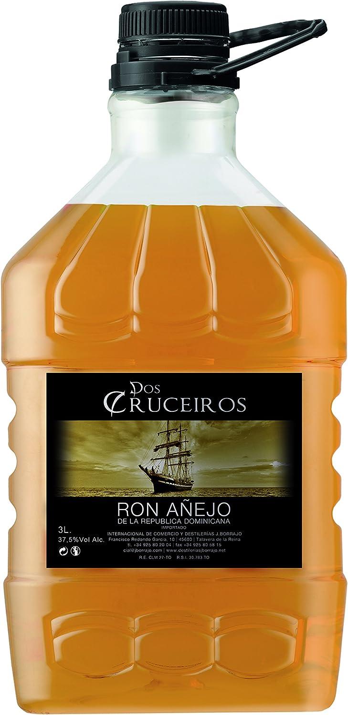 RON AÑEJO DOS CRUCEIROS 3L: Amazon.es: Alimentación y bebidas