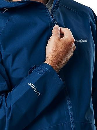 Berghaus Herren Paclite 2.0 Wasserfeste Jacke, Blau (Dunkel