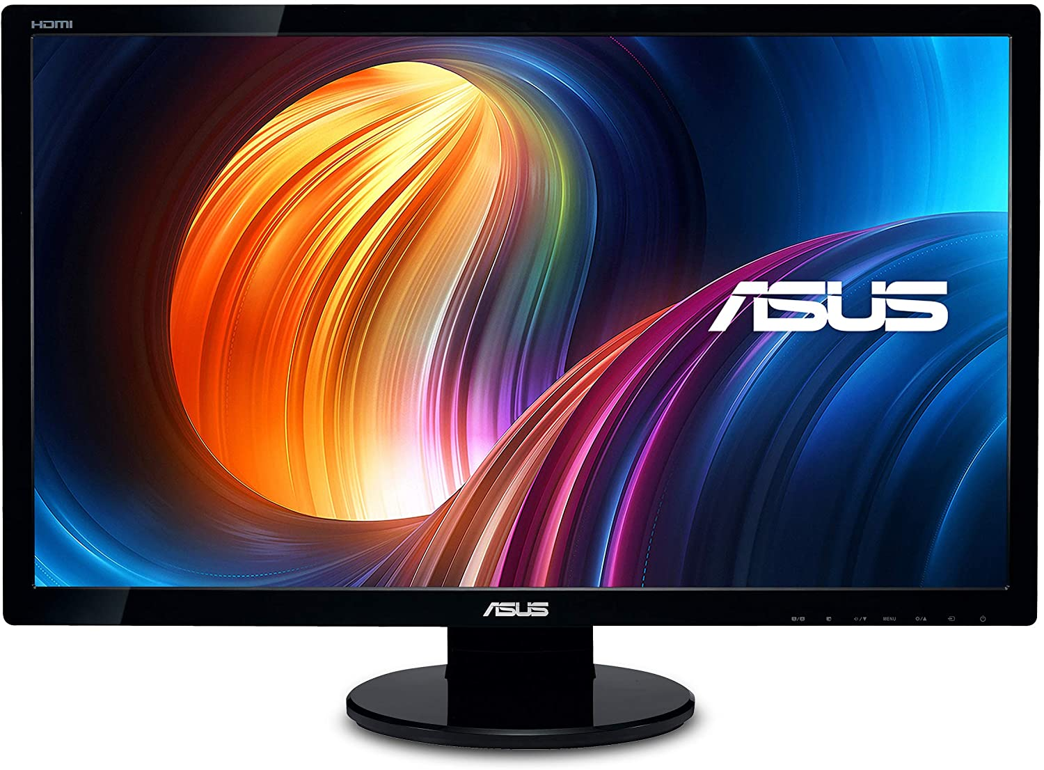 "ASUS VE9Q 9"" Full HD 9x9 9ms DisplayPort HDMI DVI VGA Monitor"