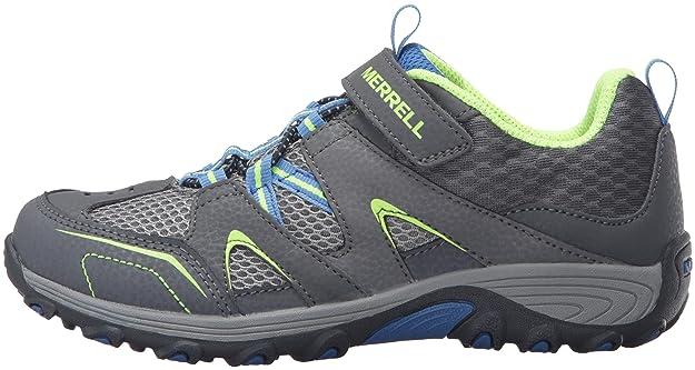 Merrell Trail Chaser, Zapatos de Low Rise Senderismo para Niños: Amazon.es: Zapatos y complementos