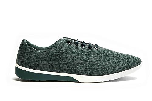 Muroexe Muro exe Zapatos Atom FOSIL Jungle Green: Amazon.es: Zapatos y complementos