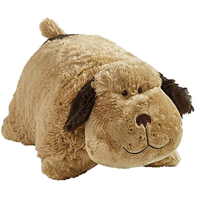 Pillow Pets Snuggly Puppy with Tunes: Toys & Games