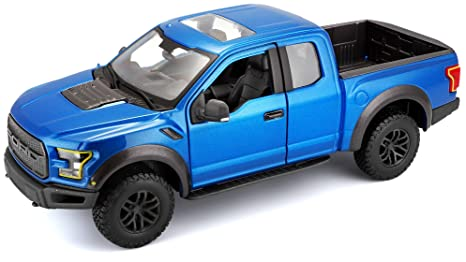 2017 Ford Truck Colors >> Amazon Com Maisto Special Edition Trucks 2017 Ford F150 Raptor