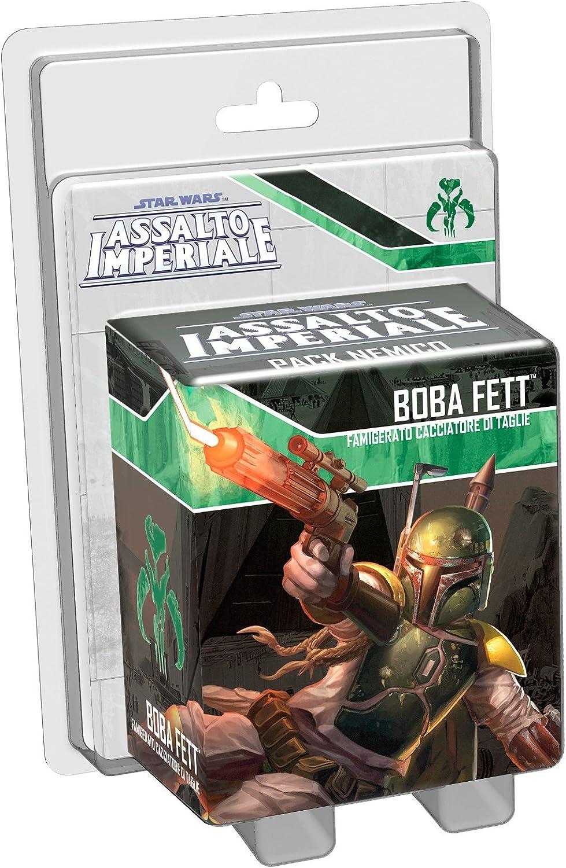 Asmodee- Star Wars Assalto Imperial expansión Boba Fett Juego de Mesa con espléndidas miniaturas, 9010: Amazon.es: Juguetes y juegos