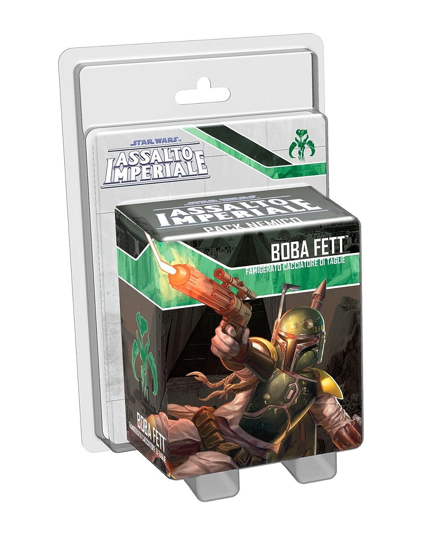 Asterion 9010 - Juegos Assalto Imperial, Boba Fett: Amazon ...