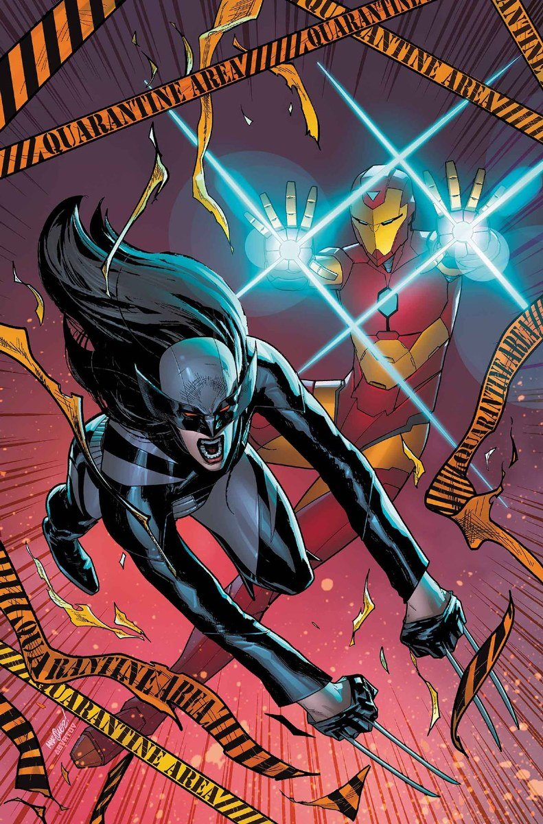 All New Wolverine #21 pdf