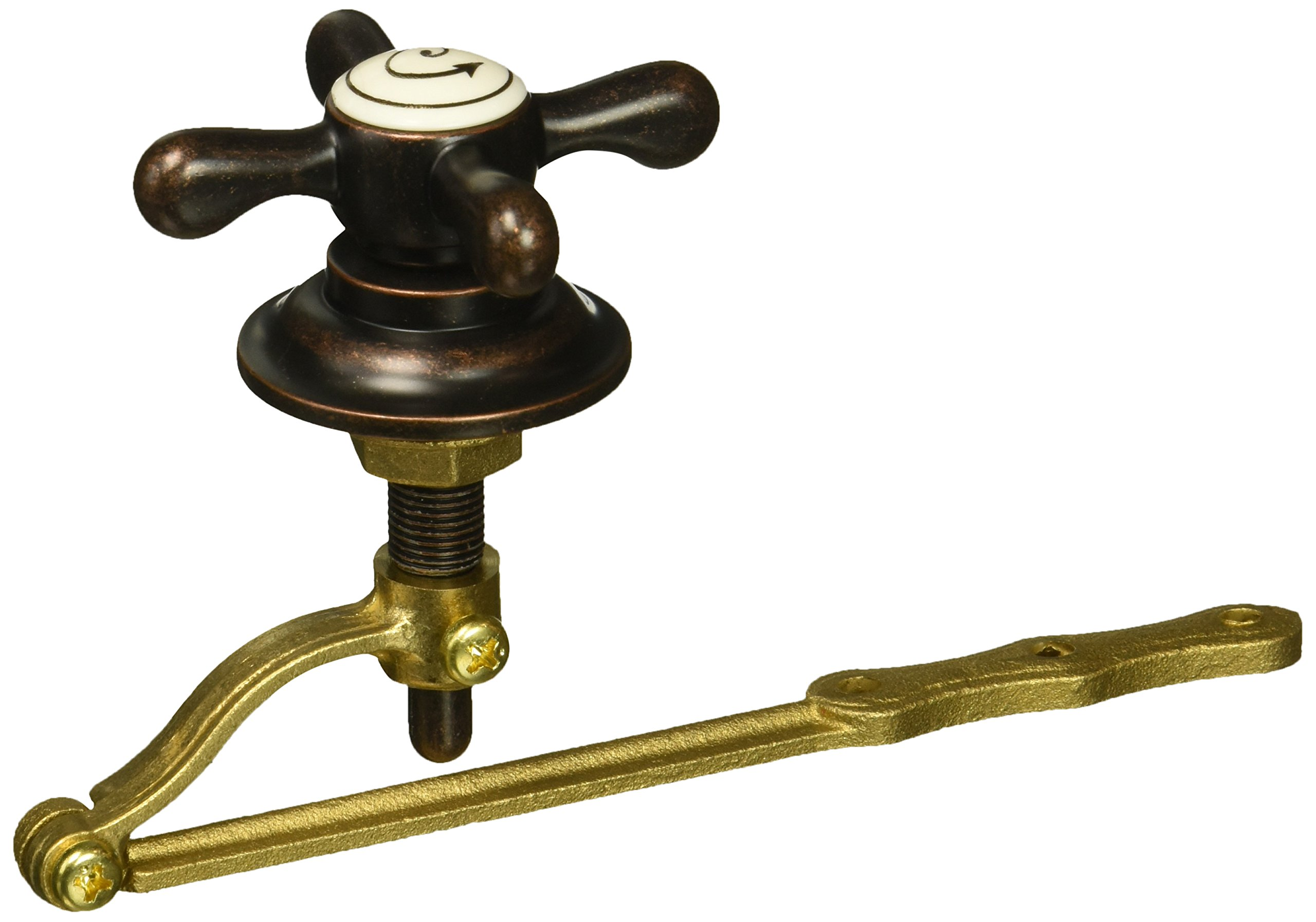 Moen YB8401ORB Weymouth Tank Lever, Oil Rubbed Bronze