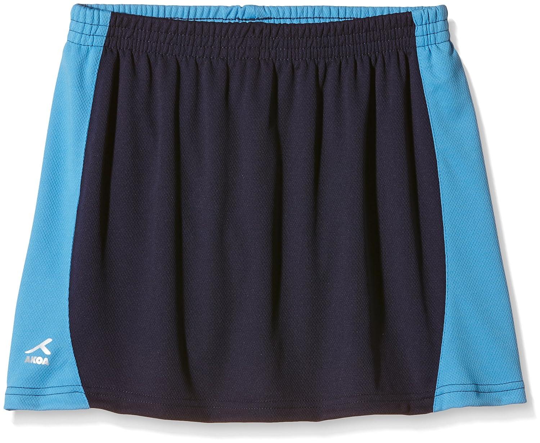 Trutex Mädchen Sector Skort Skirt, Blau (Navy/Cyclone), Large SSK-NCY-L