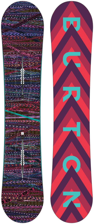 Burton Feather Snowboard Womens Sz 149cm by Burton