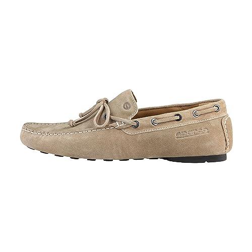 Sparco mocasines hombre MAGNY-KOURS color beige - hombre - 41: Amazon.es: Zapatos y complementos