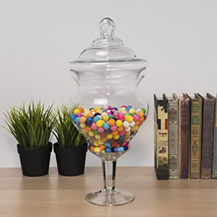 Amazon Cys Excel Candy Jar Apothecary Jars Apothecary Candy