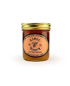 Rango Honey Gourmet Sonoran Desert Honey Clover Alfalfa Flavor 12 Oz. Squeeze