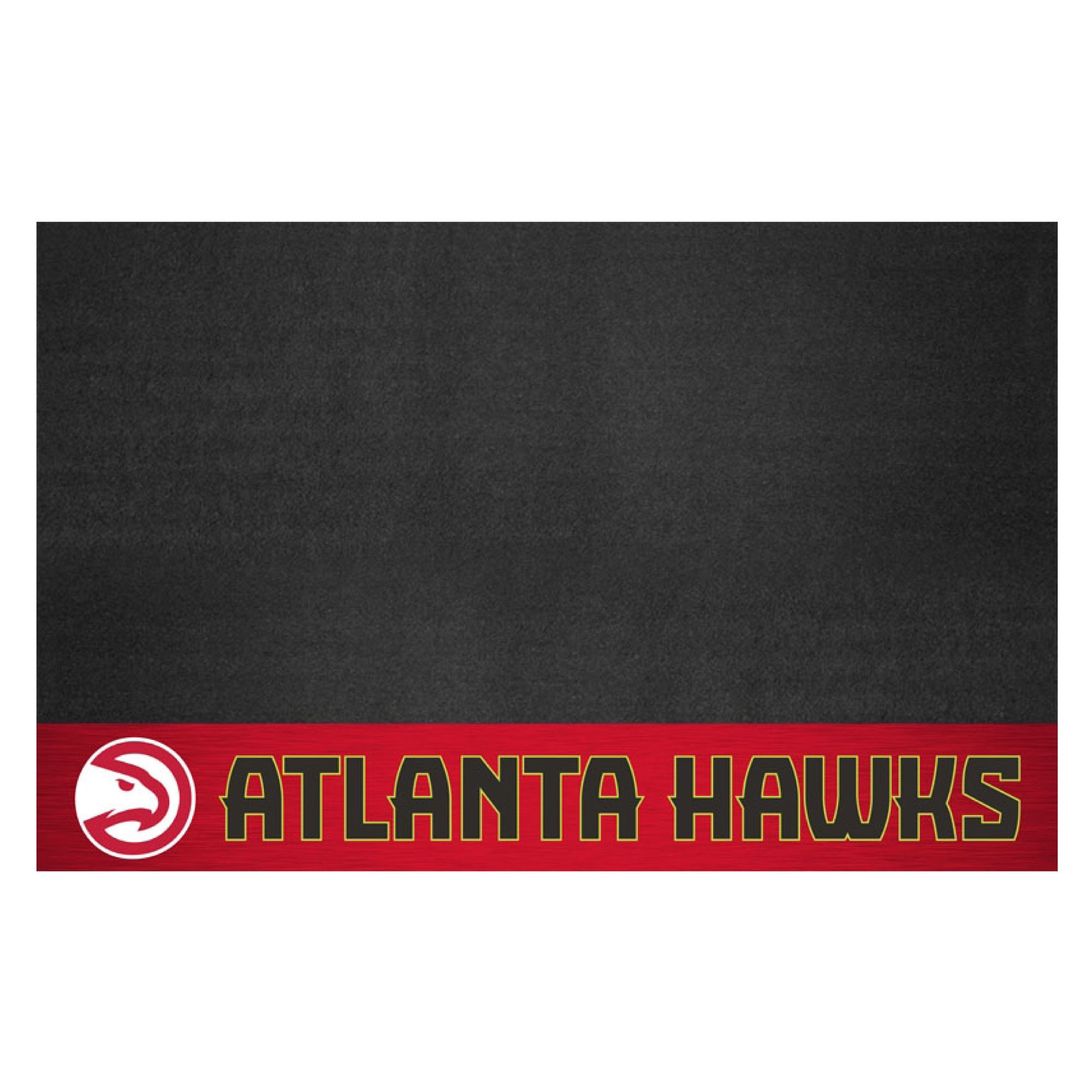 Fanmats NBA Atlanta Hawks Grill Mat, Small by Fanmats