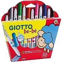 Giotto Be-Bè Súper Rotuladores Est. 12 Uds