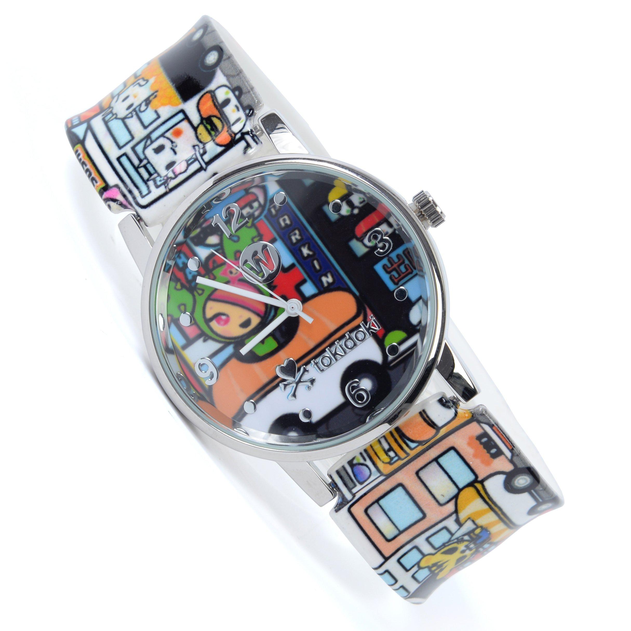Tokidoki - W Snap Watch (Sushi Cars)