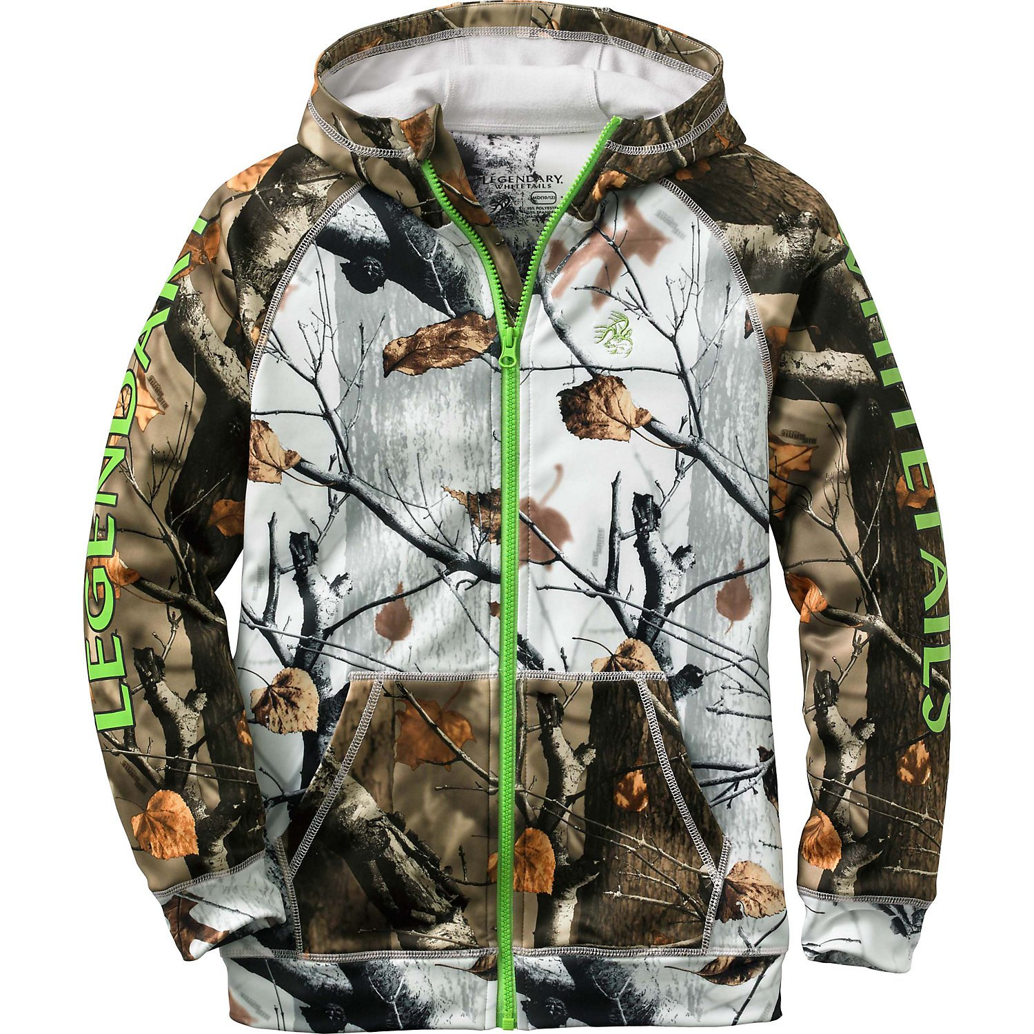 Legendary Whitetails Youth Team Legendary Full Zip Hoodie