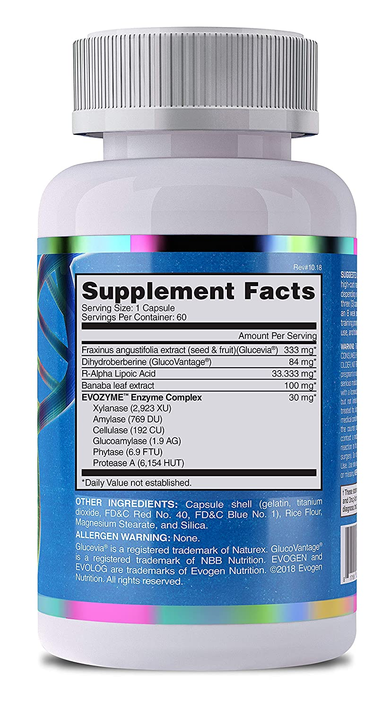 Amazon.com: Evogen Evolog, Advanced Nutrient Partioning ...