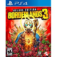 Borderlands 3 Deluxe Edition Play Station - Special Edition - PlayStation 4