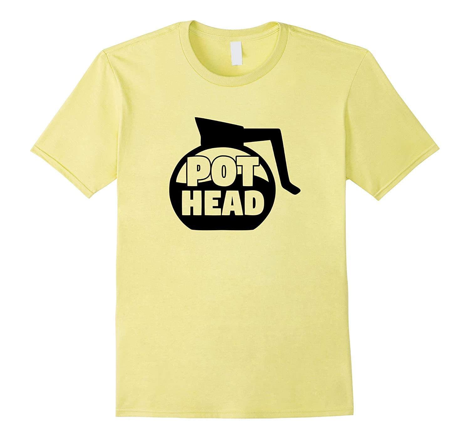 68f13023a92 Pot Head Coffee T-Shirt-Teevkd – Teevkd.com