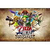 【Amazon.co.jp & GAMECITY限定】 ゼルダ無双 ハイラルオールスターズ TREASURE BOX (【初回限定特典】オリジナルテーマがダウンロードできるダウンロード番号 同梱) - 3DS
