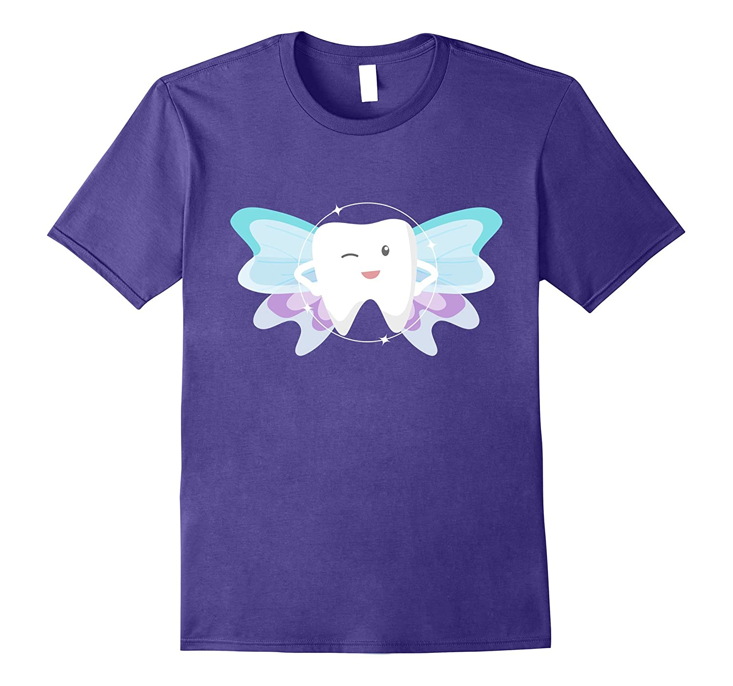 Kids tooth fairy godmother fairy tales novelty t shirt rt for Tooth fairy t shirt