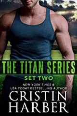 The Titan Series: Set Two (Titan Box Set Book 2) Kindle Edition