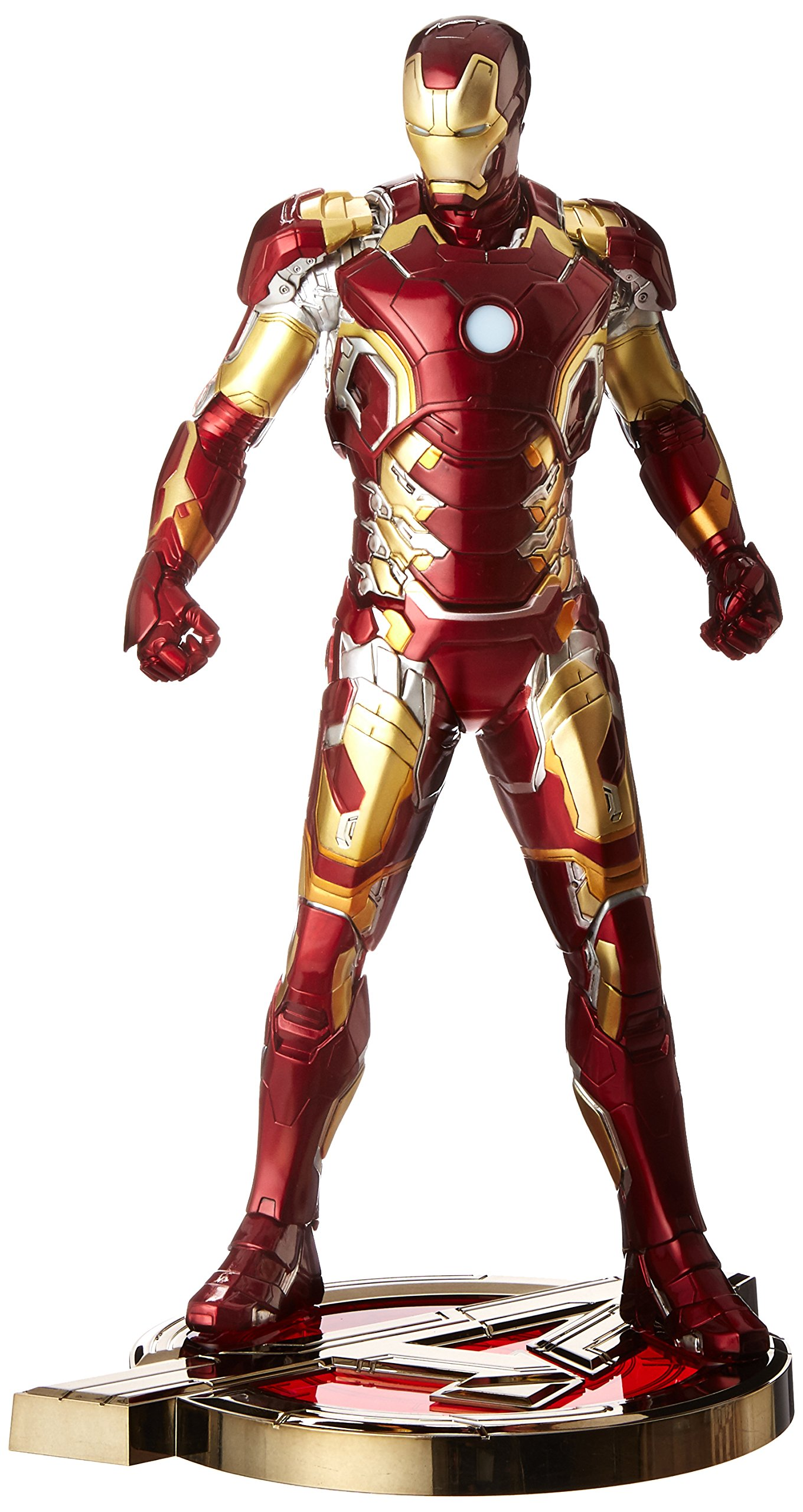 Kotobukiya Avengers: Age Of Ultron Movie Iron Man Mark 43 ArtFX Statue