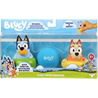 Bluey Bath Squirters 3 Pack, Multicolor (13063)