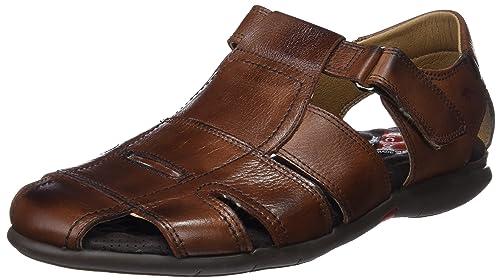 67b099b9 Fluchos Yucon, Sandalias con Punta Cerrada para Hombre: Amazon.es: Zapatos  y complementos