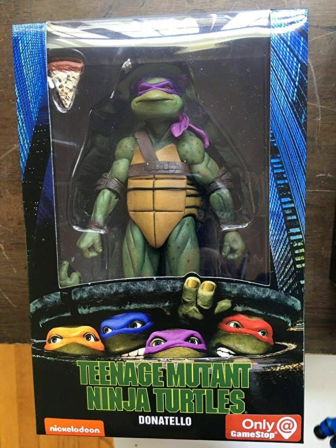 Amazon.com: NECA Teenage Mutant Ninja Turtles (película de ...