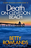 Death on Clevedon Beach: An absolutely addictive English cozy mystery novel (A Sukey Reynolds Mystery Book 10) (English Edition)